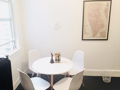 Photo for Gorgeous 4 bedroom apartment - 15 minutes to Times Square