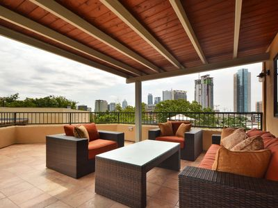 Photo for City View Austin Penthouse on West 6th Street – Near Restaurants & Parks