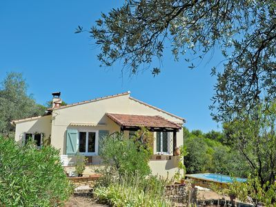 Photo for Villa with private Swimming Pool and stunning Views away from it all