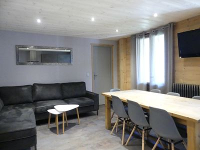 Photo for Gentianes 2 - Apartment for 8 people 3* in the village, near ski slope