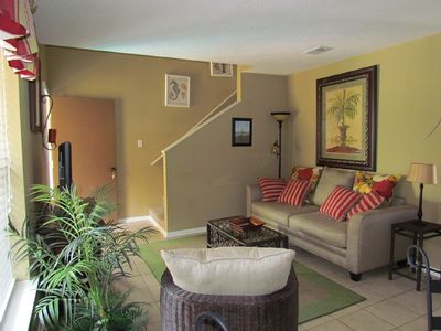 Photo for Boutique 3 Bedroom Townhouse Less Than 1/4 Mile Away from the Hangout.