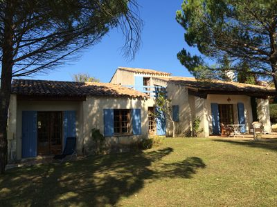 Photo for Large charming family property with beautiful private pool.