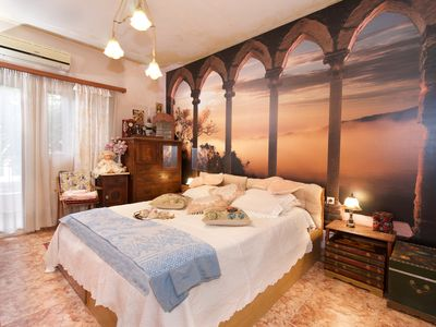 Photo for Once upon a time:is the name of this apartment with vintage fairytale decoration