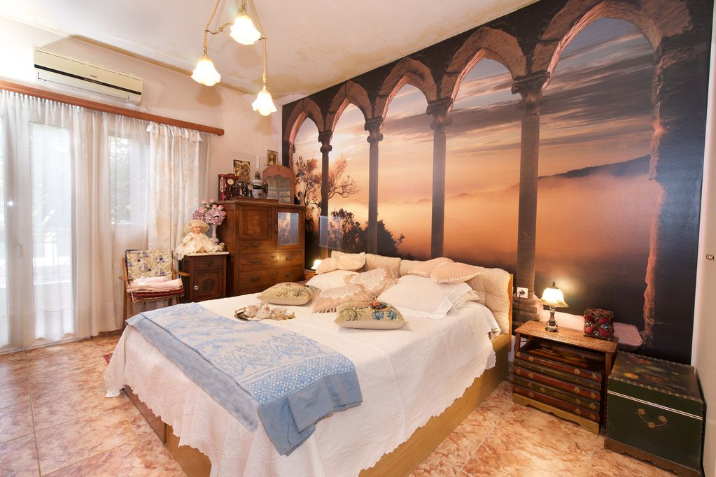 Once Upon A Time Is The Name Of This Apartment With Vintage Fairytale