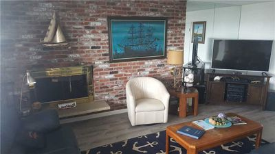 Photo for Two bedroom ocean view pet friendly condo. Indoor pool