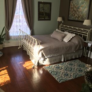 Photo for A beautiful spacious room in a historic house right downtown by the waterfront.