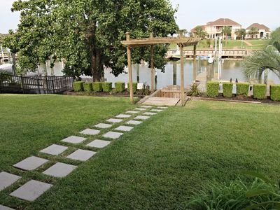 Photo for Waterfront Retreat On A Deep Water Canal! Ideal For Snow Birds & Families Alike.