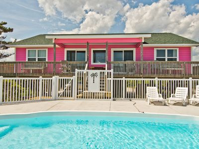 Photo for Exceptional Ocean Front Cottage With Pool Perfect For Your Family!