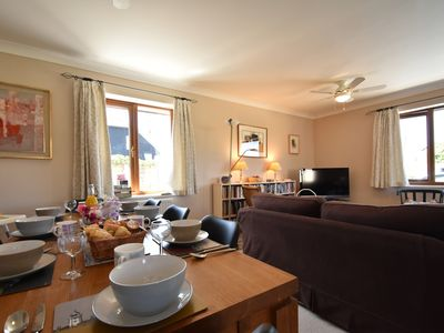 Photo for Stoats, a family & dog friendly holiday home for 8, close to the beach &  Rye