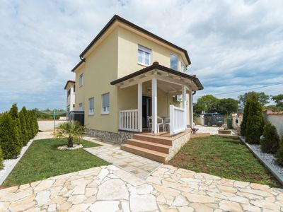 Photo for Your dream holiday house Adria with private garden not far from the sea