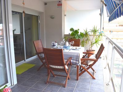 Photo for APARTMENT PENTHOUSE near the beach, pool, parking, wifi