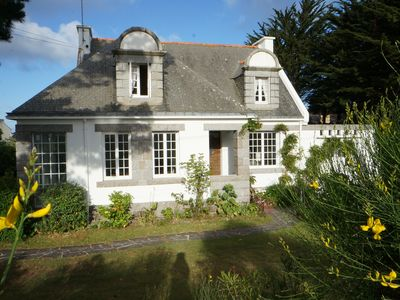 Photo for Magnificent villa renovated 80 m from the beach on the Bay of Quiberon