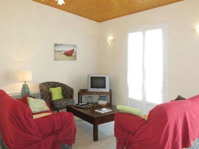 Photo for Vacation home Les Coquelicots (LCG110) in La Chaize Giraud - 4 persons, 3 bedrooms