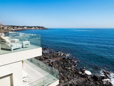 Photo for Unique Apartment on the Waterfront with Panoramic Terrace and Hammam