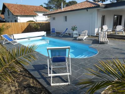 Photo for Vacation home Eutherpe  in Vieux - Boucau, Les Landes - 10 persons, 4 bedrooms