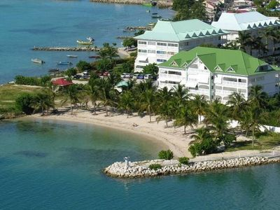Photo for Appart 2 to 6 people, seaside, St François,