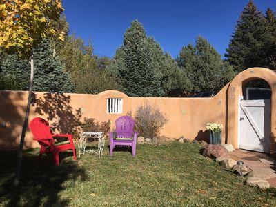 Photo for Springtime in Taos... Enjoy downtown festivities!!!!