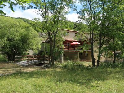 Photo for Vacation home Au petit ruisseau in Valgorge - 6 persons, 3 bedrooms