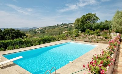 Photo for 6 bedroom accommodation in Sainte Maxime