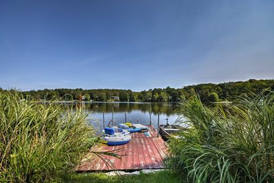 Escape to the ultimate Highland Lakes getaway at this vacation rental.