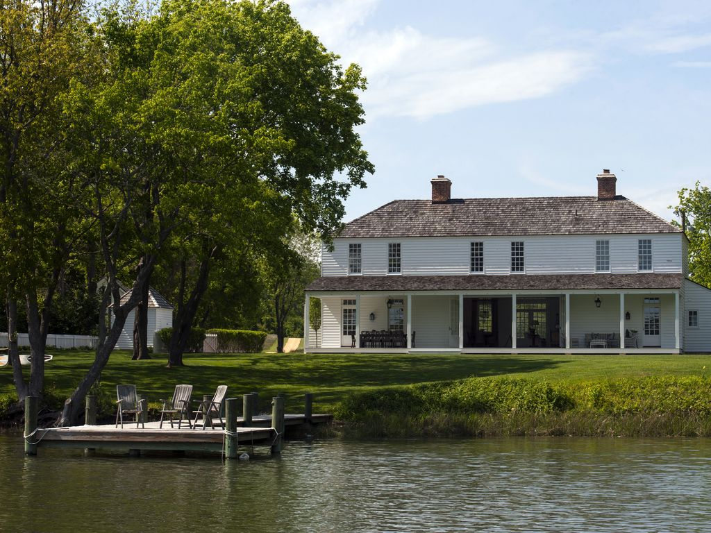 New Waterfront Home Near Annapolis Md Harwood Maryland
