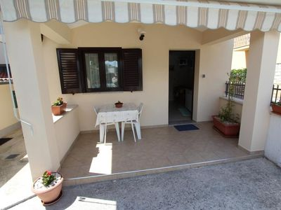 Photo for Apartment in the center of Rovinj with Air conditioning, Parking, Terrace (523528)