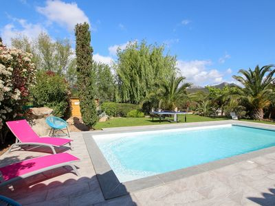 Photo for Villa T5 - Heated Pool - Pool House