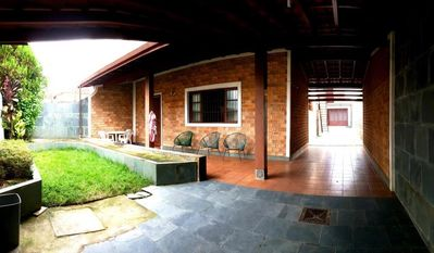 Photo for Casa Itaguá for up to 08 people