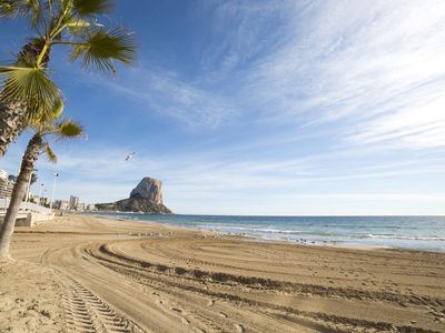 Photo for Apartment Arenal in Calpe/Calp - 2 persons, 1 bedrooms