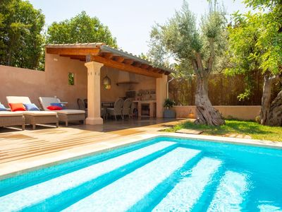 Photo for Fully refurbished, central in Port Soller, only 300m from beach & tennis court