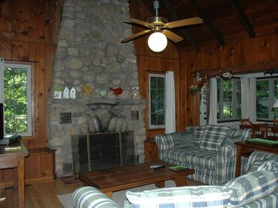 Photo for Birchwood Cabin - Retreat Relax Revive-10 Minute Walk to Beach