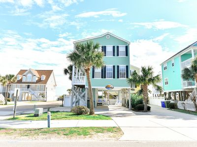 Photo for Atlantic Breeze: 4 BR / 4 BA n/a in Surfside Beach, Sleeps 14