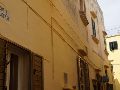 Photo for Double room bed and breakfast Gallipoli old town, linen included