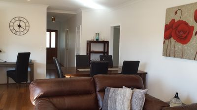 Photo for New modern 3 x 2 home and newly listed as a holiday home in Busselton.