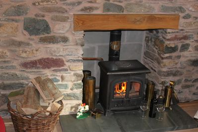 Dovedale apartment - a romantic getaway for two.