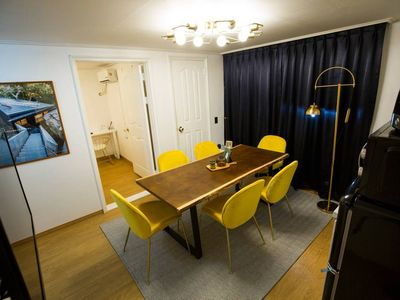 Photo for [CUBE.5-2] House for group in Gangnam [Chinese&English]