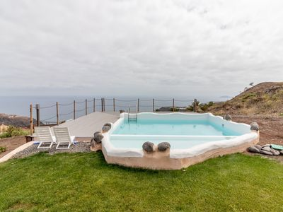 Photo for Flatguest Charming House + Pool + Terrace + Views