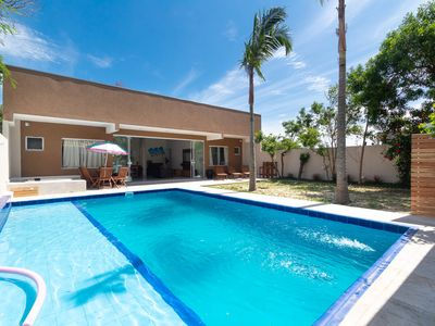 Photo for HIGH STANDARD HOUSE AT 150 MTS FROM MARISCAL BEACH