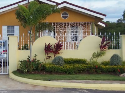 Photo for An Affordable 'Real Jamaican Experience' Vacation in Falmouth