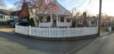 Photo for Fabulous 2-Family Beach House (Front) - Quiet Location Just Steps from Town