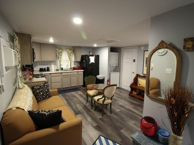 Photo for Newly Renovated Completely Furnished Two Bedroom Cottage