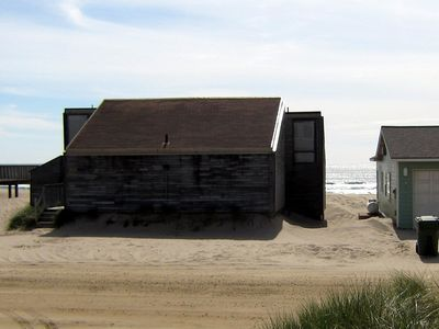 Photo for Ocean Sands #136 - large classic Pacific City oceanfront beach home. Pet friendly!