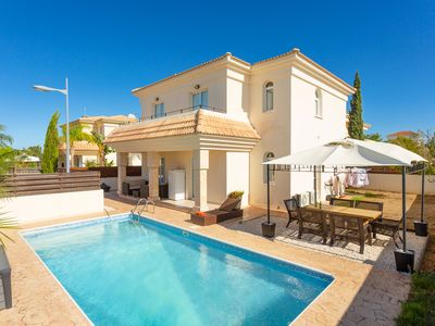 Photo for Villa Anassa: Large Private Pool, Walk to Beach, A/C, WiFi, Car Not Required, Eco-Friendly