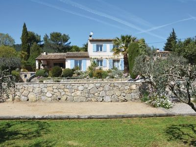 Photo for Vacation home Villa Centifolia in Grasse - 6 persons, 3 bedrooms