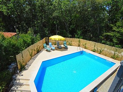 Photo for Vacation home Graziani  in Krk/Kornić, Kvarner/ Islands - 10 persons, 6 bedrooms