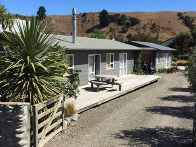Photo for Hurunui River Lodge - tranquil coastal setting