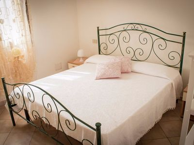 Photo for Holiday Apartment with Wi-Fi, Terrace and Garden; Parking available