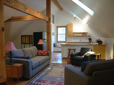 Photo for Best of Both Worlds - Beautiful Private Setting yet minutes to Asheville!