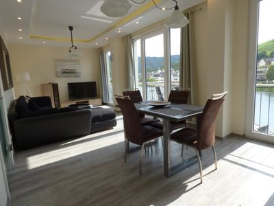 Photo for Comfortable newly renovated apartments with Moselle views