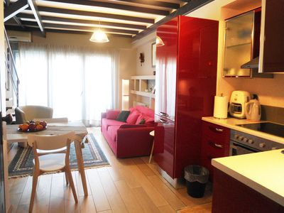 Photo for Loft Type Central Apartment With Full Sea View
